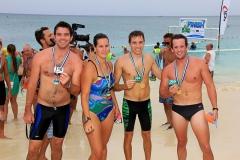 Flowers Sea Swim One Mile Swim 2015 - 128